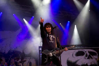 W.A.S.P. has recruited Brian Tichy for the band's current run of European festivals