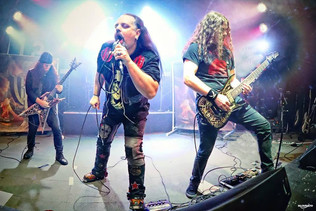 """VICIOUS RUMORS Release Limited DVD and Announce Additional 2018 """"Digital Dictator"""" US Tour"""