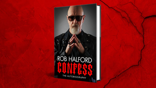 """JUDAS PRIESTfrontmanRob Halfordwill release his autobiography""""Confess"""" on September 29"""