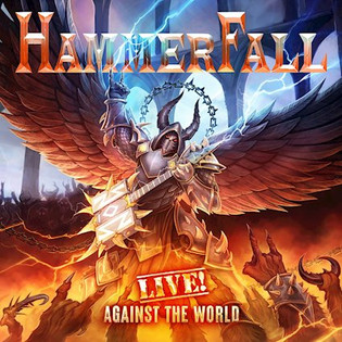 "HAMMERFALL will release ""Live! Against The World"" October 23, 2020"