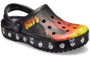 KISS launch their own line of Crocs