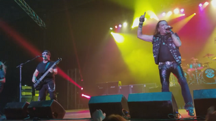 Stephen Pearcy talks about 'the new breed' of RATT on Trunk Nation