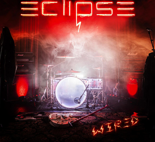 """ECLIPSE ANNOUNCES NEW STUDIO ALBUM """"WIRED"""" TO BE RELEASED OCTOBER 8, 2021"""