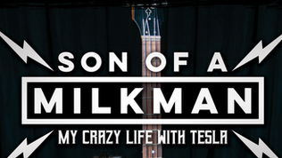 BRIAN WHEAT TELLS HIS SIDE OF THE STORY IN NEW BOOK, 'SON OF A MILKMAN: MY CRAZY LIFE WITH TESLA'