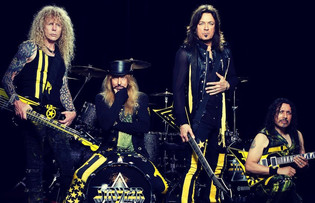 """STRYPER release new video """"Do Unto Others"""", new album out today"""