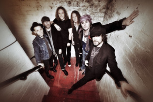 THE QUIREBOYS release lyric video for  'Seven Deadly Sins'
