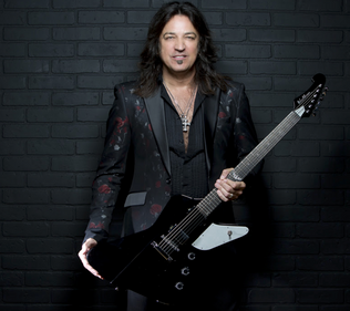 """Michael Sweet (Stryper) """"Better Part of Me"""" ft: Jeff Loomis (Arch Enemy) Official Lyric Vi"""