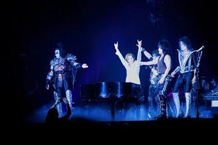 Yoshiki Joins KISS For Performances At Tokyo Dome