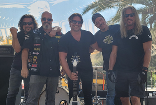 WARRIOR REUNITES TO CELEBRATE THE LIFE OF FALLEN BASS PLAYER ROB FARR