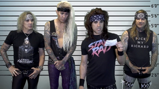 STEEL PANTHER - New Episode of SPTV Premieres Tomorrow