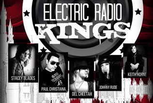 ELECTRIC RADIO KINGS putting the finishing touches on new album