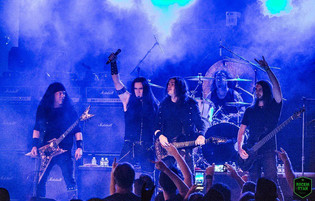VICIOUS RUMORS Kick Off the Digital Dictator 30th Anniversary Tour with a SOLD OUT Show in Santa Ros