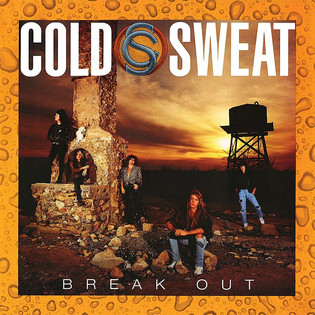 COLD SWEAT 'Break Out' to be re-issued via Vanity Music Group