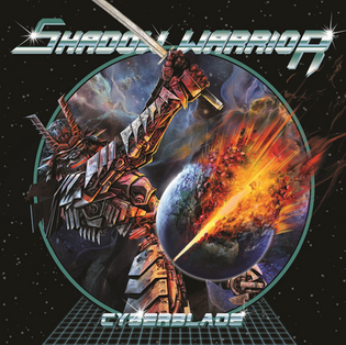 "Shadow Warrior releases latest album ""Cyberblade"""