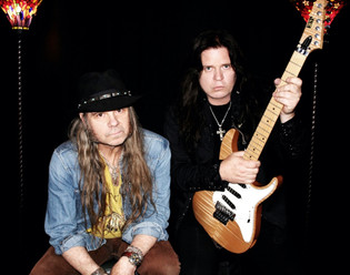 """EISLEY / GOLDY FEATURING GLEN EISLEY, CRAIG GOLDY STREAMING NEW SONG """"SOUL OF MADNESS"""""""