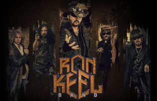 RON KEEL BAND releases official lyric video for 'Road Ready'