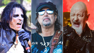 Phil Campbell drafts in Alice Cooper, Dee Snider & Rob Halford for debut solo album