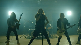 "CONFESS Unveil New Video ""Burn 'Em All"""