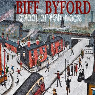 Saxon's Biff Byford set to release 'School of Hard Knocks' February 21st