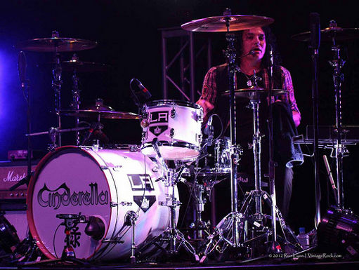 The reinvention of Cinderella drummer Fred Coury from rock star to
