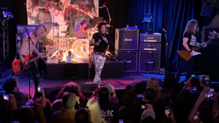 Original BULLETBOYS Reunited Lineup Plays First Show In Eight Years