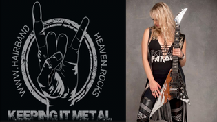 VIXEN Guitarist BRITT LIGHTNING : Interview
