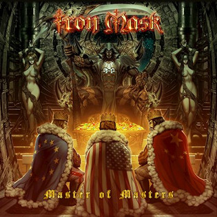 IRON MASK's new video & single 'Wild And Lethal' is out now