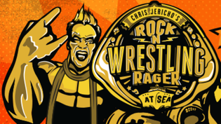 CHRIS JERICHO Announces Inaugral Rock 'N' Wrestling Rager at Sea