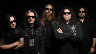TESTAMENT To Release New Album In January 2020