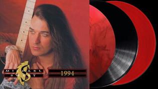 STRYPER frontman Michael Sweet reissues debut solo album on vinyl