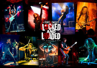 """THE DEAD DAISIES 'Locked and Loaded"""" The Covers Album Review"""