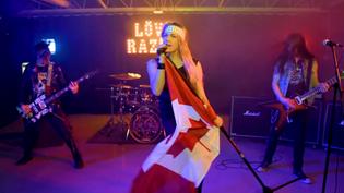 LOVE RAZER unleash latest video 'Too Hot To Handle'