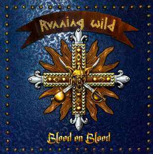 """RUNNING WILD TO RELEASE NEW ALBUM """"BLOOD ON BLOOD"""" THIS OCTOBER"""