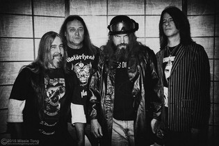 Rat Bastard Syndicate announce the release of their third album 'REINFORCE'