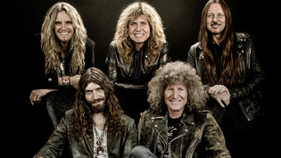 WHITESNAKE's Flesh & Blood' Album Pushed Back To 2019