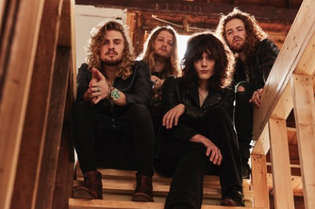 """Tyler Bryant & The Shakedown Release """"Backfire"""" Video, Announce Tour Dates"""