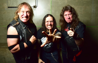 """RAVEN Releases New Single and Video For Title Track of New Album """"Metal City"""""""