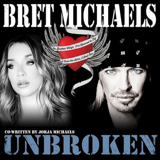 BRET MICHAELS releases video for 'Unbroken', co-written by Michaels daughter Jorja