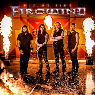 FIREWIND to release their new album 'Firewind' on May 15th