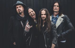 The Explosive New Single From Sweden's Finest Export Of Street Metal, HARDCORE SUPERSTAR