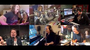 """Winger release star studded video for """"Better Days Comin'"""" Feat. Alice Cooper, Richie"""