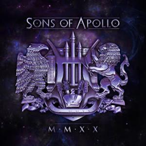 SONS OF APOLLO Unveil New Album MMXX