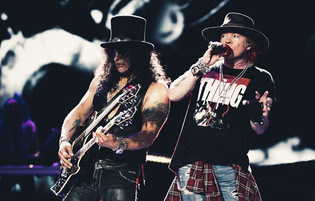 GUNS N' ROSES 'Greatest Hits' To Be Released On Vinyl
