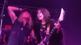 VINNIE VINCENT Joins FOUR BY FATE At KISS Kruise VIII PreParty