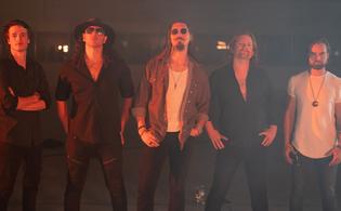 "Calgary Rockers In/Vertigo Release New Music Video ""Chains"""