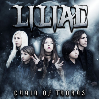 LILIAC to release debut EP 'Chain of Thorns'