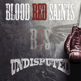 """BLOOD RED SAINTS have returned with the new album """"Undisputed"""""""
