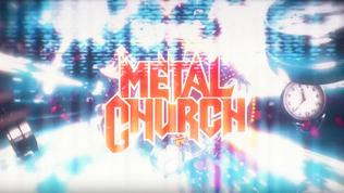 METAL CHURCH Release Lyric Video 'For No Reason'