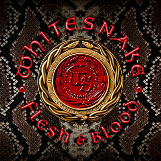 WHITESNAKE release new album  'Flesh & Blood'