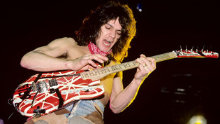 Instruments Used By Hendrix, Page, Metallica, Eddie Van Halen, the Stones And More To Appear In NY E